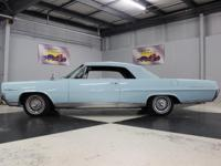 Stk#015 1964 Pontiac Bonneville Painted a Light Blue