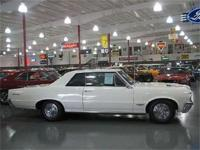 1964 PONTIAC GTO 2 DOOR COUPE WITH 389/4BBL ENGINE, 4