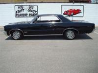 Stk#001 1964 Pontiac GTO Exterior: Black Paint BC/CC,