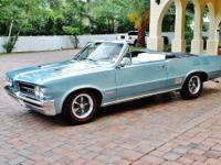 1964 Pontaic GTO Replica Convertible, Fully Restored