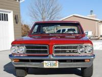 1964 Pontiac GTO for sale (NEBRASKA) - $30,000. It has
