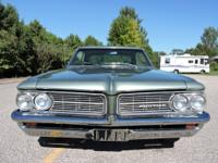 Check out this sleeper 1964 Pontiac Lemans two door