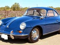 I am pleased to offer this 1964 Porsche 356C Karmann