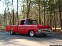 1964 pro street ford truck high performance 455