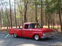 1964 prostreet ford truck high performance 455
