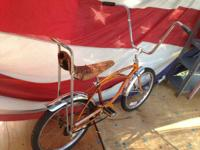 1964 boys 20' Schwinn Stingray. Classic muscle
