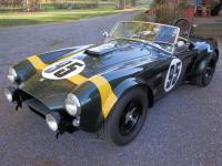 1964 Shelby 289 ERA FIA with LeMans Hardtop.