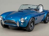 1964 Shelby 289 Cobra VIN: CSX 2518 CSX 2518 was