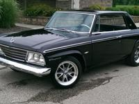 This is a very well optioned 1964 Studebaker Daytona 2
