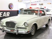 1964 Studebaker Hawk GRAND TORISMO  This is a fine