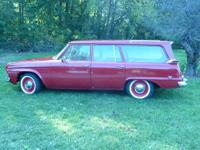 1964 Studebaker Wagon 3 speed manual transmission new