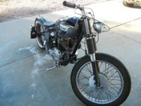 1964 Triumph Bonneville T120R. This bike has been