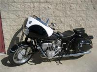 Classic BMW R60/2!!!!! The BMW air cooled fighter twin