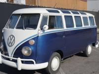 Here is a 1964 23 windows invery good condition and