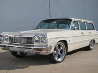 Condition: Used Seller Notes: 1964 Chevy Impala Wagon