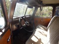 1964 Willys Wagon 4WD w/ original PTO Winch. All gauges