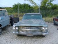 1964 Cadillac Devile Sedan. Would be a great project