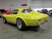 1964 Corvette We are pleased to offer this 1964