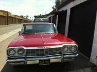 Nice 64 Chevy impala 350 engine nice interior no rips