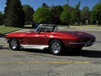 1964 Corvette Stingray Classic Car for sale by owner.