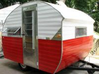 Uncommon 1964 Little Gem Bugg Vintage Travel Trailer