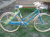 This bike is in wonderful condition, generated head and