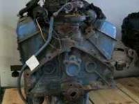 I have a complete 1965 327 Engine w/ Carbs and Pans