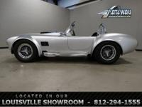 1965 Superformance MKIII Shelby Cobra Roadster for sale