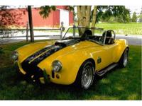 1965 Cobra 427 SC replica-from Antique Collectibles, in