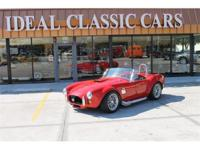 1965 COBRA.. Factory Five. Excellent Condition.. Hurry