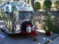 1965 Vintage Airstream Caravel 17 Feet with a 14 Foot
