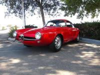 1965 Alfa Romeo Giulia Sprint Speciale 1600Bertone