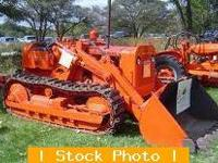 1965 ALLIS CHALMERS HD5, Exterior: Yellow, Track