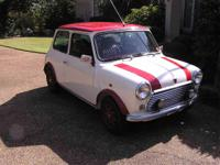 Year : 1965 Make : Austin Model : Mini Exterior Color :
