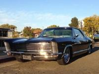1965 Buick Rivera for sale (CA) - $40,000. Frame off