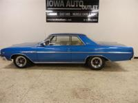 1965 Buick Skylark. 300 V8, automatic transmission, air