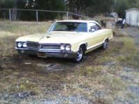 1965 BUICK WILDCAT 401 NAILHEAD, 2 DOOR HARD TOP (VERY