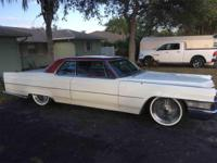 Year : 1965 Make : Cadillac Model : DeVille Exterior