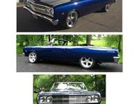 1965 Chevelle SS Convertible (MN) - $60,000 3,000