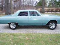 Up for sale is my 1965 Chevelle with original drive
