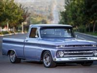 1965 Chevrolet C-10 short bed  Thee 65  COLOR:  -Dupont