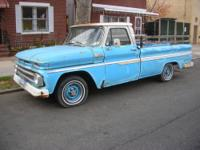 I am the 3rd owner of this truck originally from