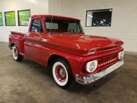 1965 Chevy C-10 side step pickup truck. This truck went