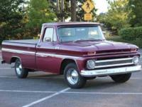 1965 Chevrolet C10 Classic Truck Truck has a small