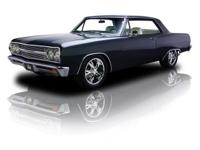 The 1965 Chevrolet Chevelle is one of those timeless