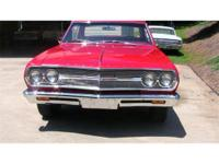This great looking 1965 Chevelle Malibu has had a