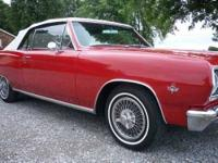 1965 Chevrolet Chevelle Malibu in Excellent Condition