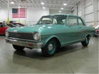 We are pleased to present this 1965 Chevy II that is