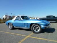 1965 Chevrolet Convertible Corvette Richard  I am