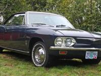 1965 Chevrolet Corvair Monza Hard Top 2 Door Power